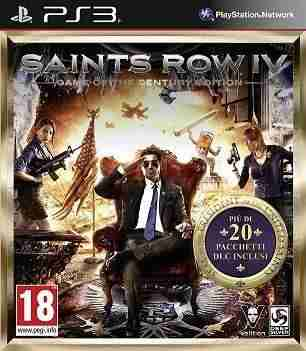 Descargar Saints Row IV Game Of The Century Edition [MULTI][Region Free][FW 4.4x][DUPLEX] por Torrent